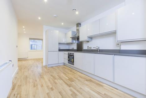 A stunning brand new modern apartment situated just a short walk from Canning town station
