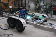 Trailer Rust Repairs  Mandurah Mandurah Area Preview