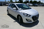 Hyundai i30 Active MY17 Automatic very low 12500 km Claremont Glenorchy Area Preview