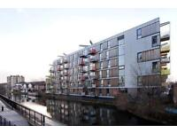 *Fantastic 1 bedroom canal-side development, short walk away from Broadway Market and Shoreditch*