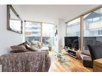 Bright and spacious corner flat allowing access to the wrap around balcony from both bedrooms