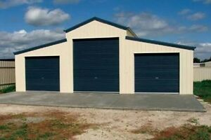 12 x 8 Wide Span Heritage Barn shed kit . Bargara Bundaberg City Preview