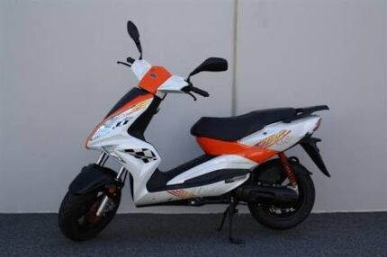 AS50cc Adly moped
