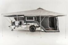 Phoenix Camper trailer - Black Series- Fully Air-conditioned Portsmith Cairns City Preview