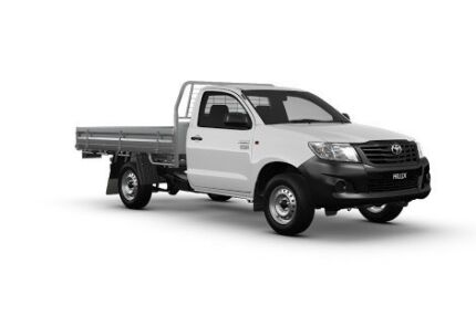 Man with a ute