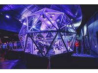 Crystal Maze - London - 20% off - 27th December - Full Team