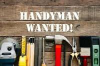 HANDYMAN WANTED FOR A BUILDING IN SWAN HILLS