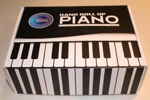 BRAND NEW Portable 37 Keys Silicone Flexible Roll Up Piano