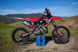Looking for 2 stroke 125 motocross bike Gundagai Gundagai Area Preview