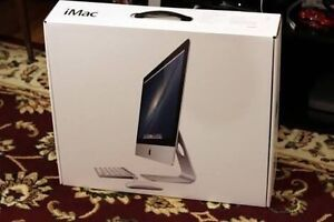 WANTING a iMac BOX Wickham Newcastle Area Preview