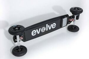 Evolve Skateboard (both off and on road wheels) electric East Hills Bankstown Area Preview