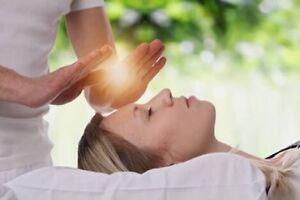 Reiki Treatment Available