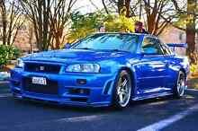 R34 spares n parts.. South Brisbane Brisbane South West Preview