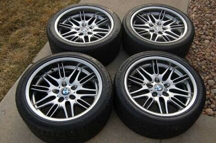 Bmw e39 Style 65 M5 Msport Wheels and Tyres