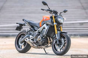 2015 Yamaha MT09 Caboolture South Caboolture Area Preview