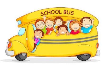 ABC mini school bus