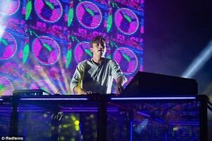 2x Flume Standing Tickets Heathcote Sutherland Area Preview