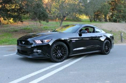 Black Mustang GT: Weddings, Formal & Special Events $145