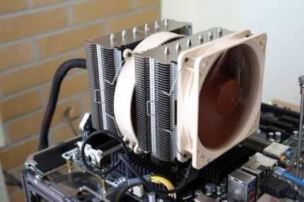 NH-D14 Noctua CPU cooler