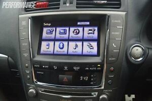 Looking for Lexus IS250 Sat Nav DVD to fitted 08-13 Wolli Creek Rockdale Area Preview
