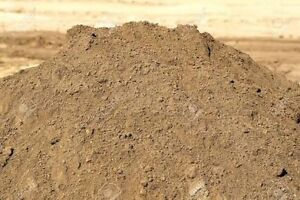 Sand, topsoil, clay, sandstone delivered free to your site Balmain Leichhardt Area Preview