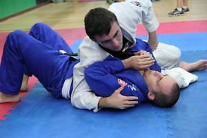 Wanted: BJJ Training Partner