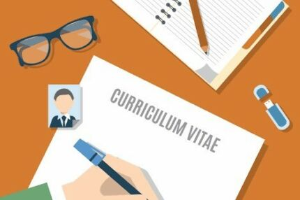 Need a new CV or Resume?