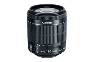 Canon 18mm-55mm kit lens East Cannington Canning Area Preview