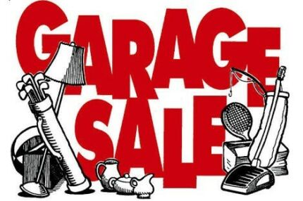 Garage Sale Hallett Cove Sunday