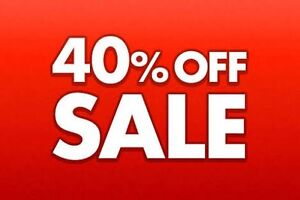 40% off ALL BIRDS and RATS Queanbeyan Queanbeyan Area Preview