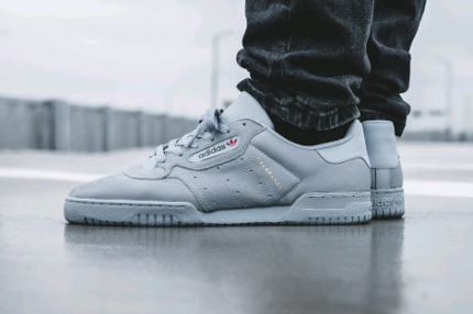 Only today) Yeezy Powerphase US6 100%authentic!!