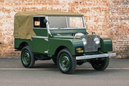 Wanted: WANTED LAND ROVER SERIES 1, 2, 2A, or 3