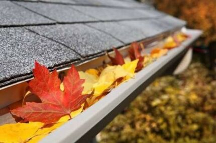GUTTER CLEANING!