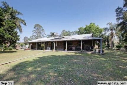 ACREAGE PROPERTY WITH HORSE PADDOCKS, DAM AND A MASSIVE SHED! Burpengary Caboolture Area Preview