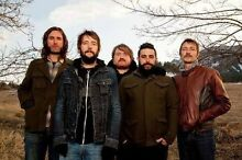 BAND OF HORSES SYDNEY OPERA HOUSE TICKETS - MONDAY NIGHT Sydney City Inner Sydney Preview