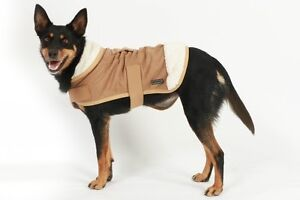 Ruff N Rugged Sherpa Lined Dog Coat Macquarie Fields Campbelltown Area Preview