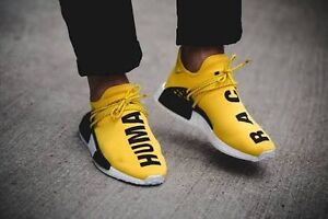 BUYING  Pharrell Williams NMD Yellow Melbourne CBD Melbourne City Preview