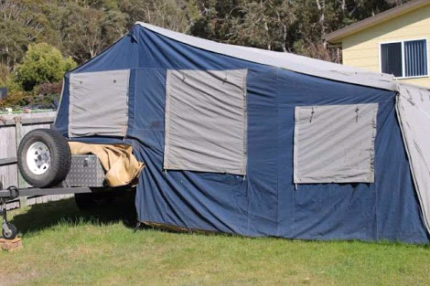 Oz 12 Campertrailer Falcon Mandurah Area Preview