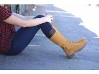 Timberland 14 inch premium knee boots