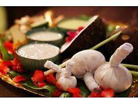 Thai massage in Leeds