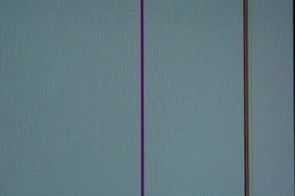 Wanted: Wanted - Broken TVs with vertical lines for art installation