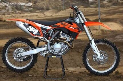 WANTING TO PURCHASE A KTM OR YAMAHA 250