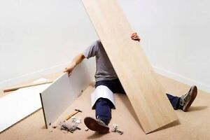 Flat pack (ikea) assembly service. Sylvania Sutherland Area Preview