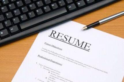 Job Application Expert. Blackburn North Whitehorse Area Preview
