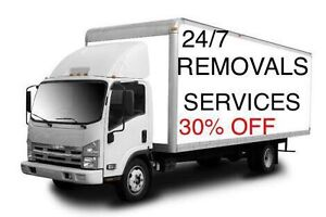 24/7 CHEAP MOVING SERVICES 30%  OFF SAVE $$$ Ashfield Ashfield Area Preview