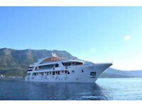 Luxury Croatian cruise 35% off!!!
