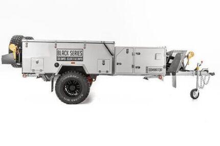 Camper Trailer Hire          Black Series Dominator Landsdale Wanneroo Area Preview