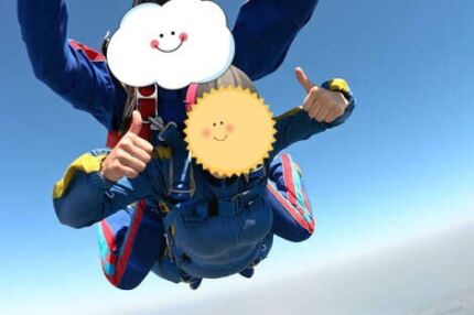 Hunter valley skydiving - weekend Tandem Skydive 14,000ft vouchers Warabrook Newcastle Area Preview