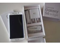 UNLOCKED BRAND NEW BOX SAMSUNG GALAXY S6 Edge