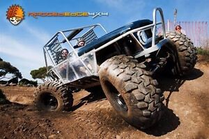 Ticket for driver & passenger - Monster Truck 4x4 Experience Moonee Ponds Moonee Valley Preview